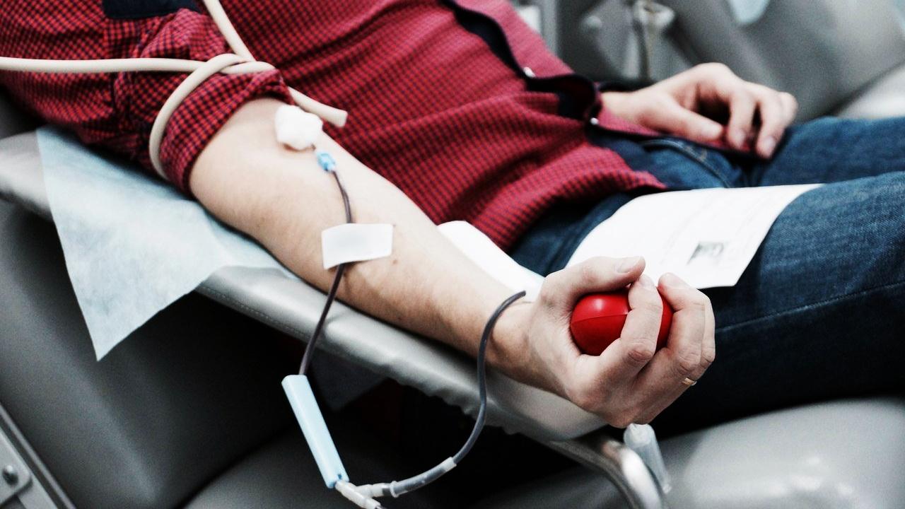 сдача крови Израиль