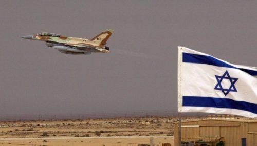 обстрел Израиля из Газы