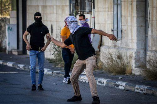 Арабы нападение