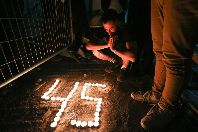 День национального траура в Израиле