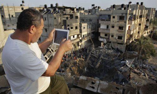 Разруха в Израиле