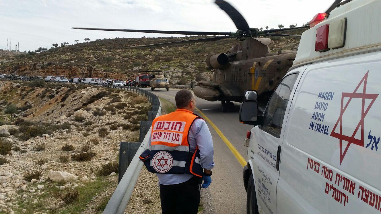 скорая помощь в Израиле