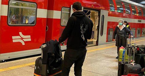 билеты на поезд в Израиле