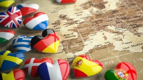 путешествия в Европу