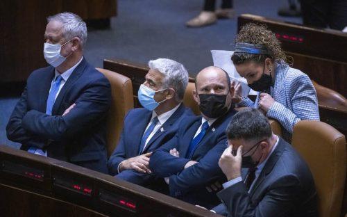 заседание Кнессета в Израиле