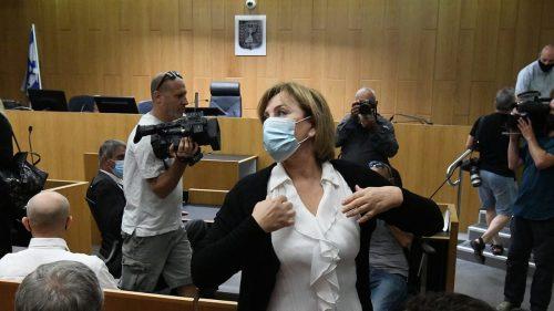 Киршенбаум в суде