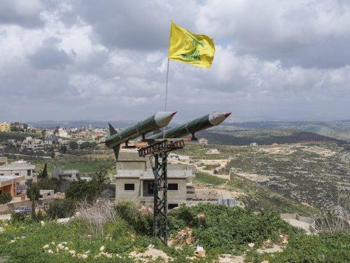 Хезболла ракеты