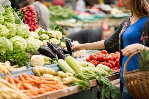 продажа овощей в Израиле