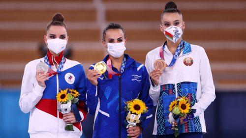 гимнастика Олимпиада