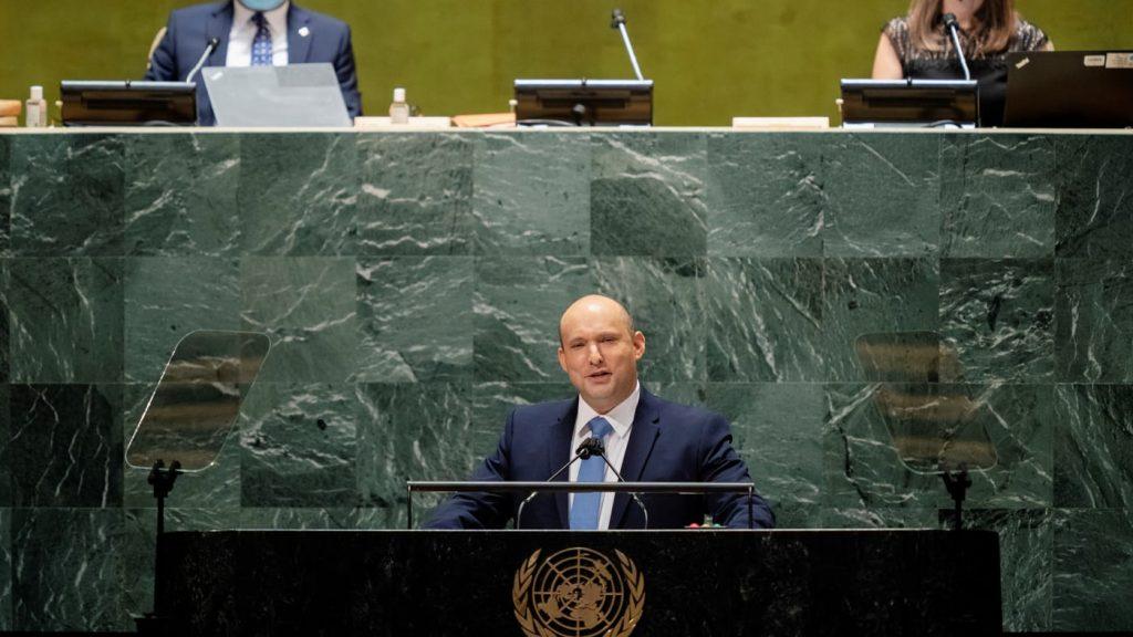 Беннет в ООН