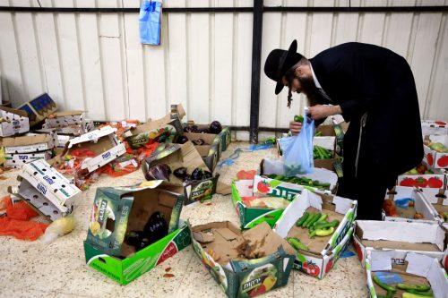 Израиль Бедность