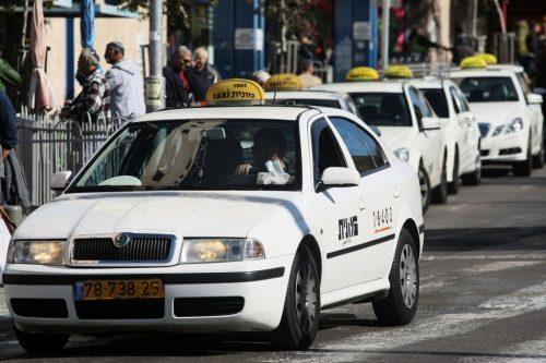 такси Израиль
