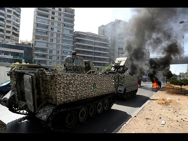 стрельба в Бейруте