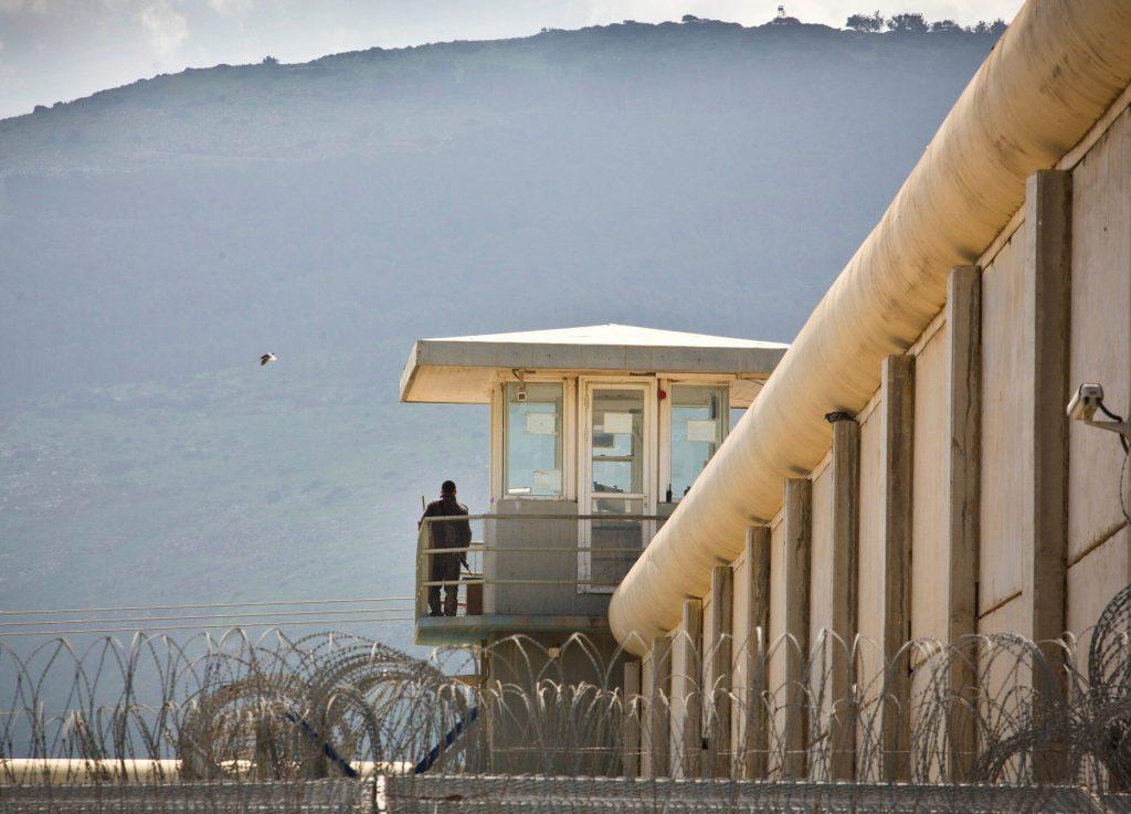 тюрьма Гильбоа