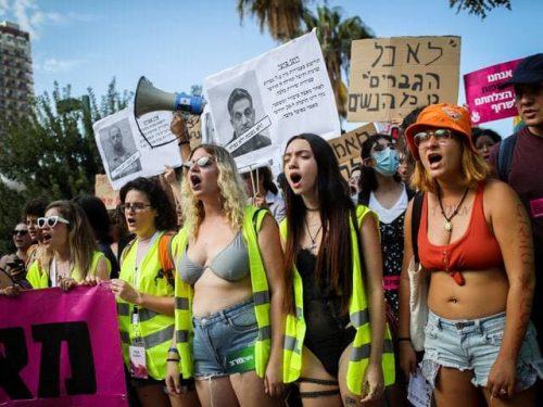 марш шлюх в Израиле